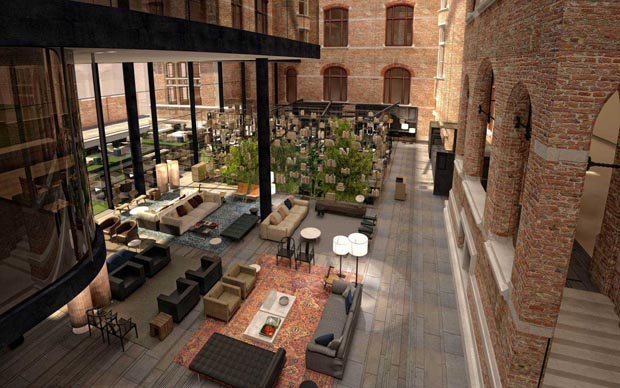 conservatorium hotel amsterdam. Black Bedroom Furniture Sets. Home Design Ideas